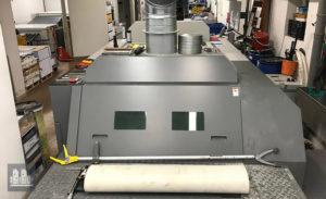 máquina de impresión Ryobi 925-D (ano 2011)
