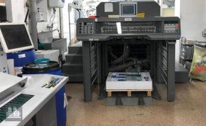 5 रंग ऑफसेट प्रिंटिंग मशीन Ryobi 925-D (2011)