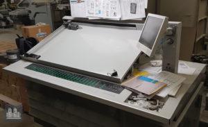 máquina de impressão RMGT Ryobi 928P (age 2015)