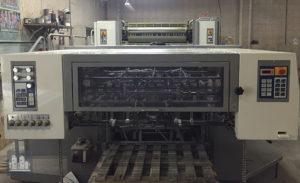máquina offset de impressão Sakurai Oliver OL475SD (ano 2006)