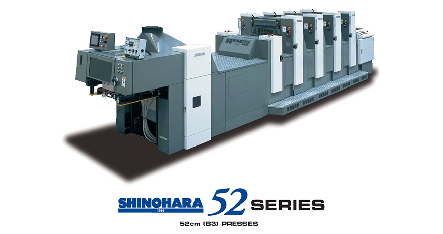 Shinohara 52 series описание и технические характеристики