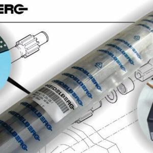 Запчасти на печатную машину Heidelberg Speedmaster XL 105